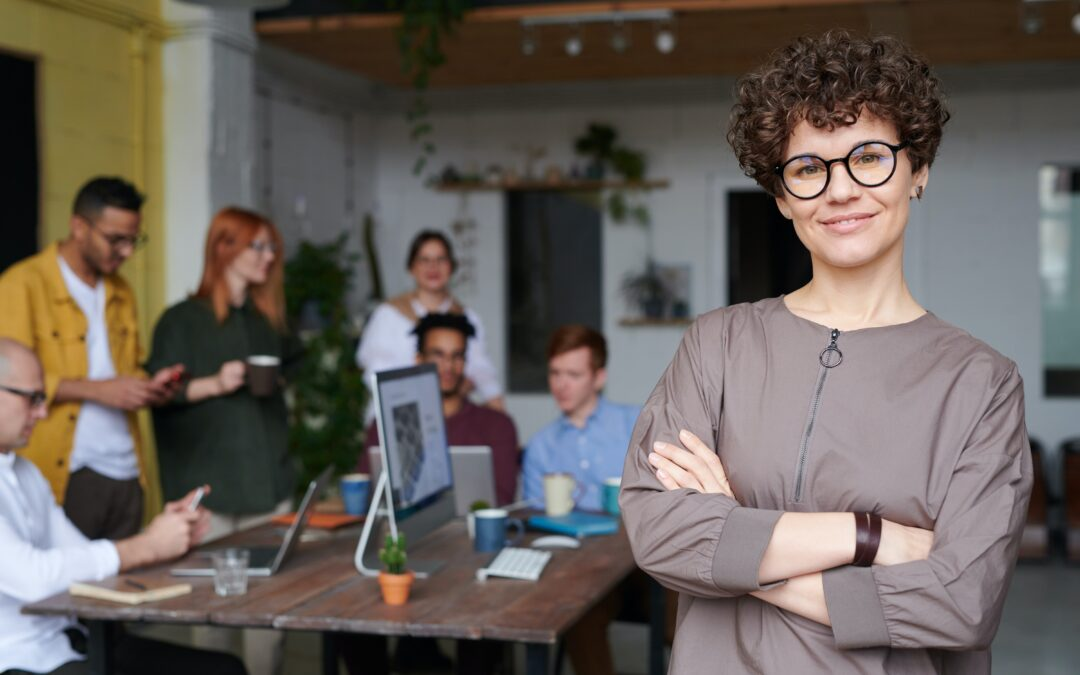 What does it mean to be an effective female business leader?